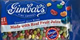 Gimbals Allergen-Free Fine Candies Gourmet Jelly Beans, 41 Flavors, Real Fruit Juice! Kosher Pareve, 14 oz (Pack of 2)