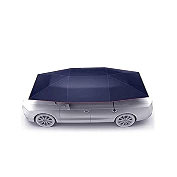 L&Z Carpa Para Automóvil, Plegado Automático, Con Control Remoto, Paraguas
