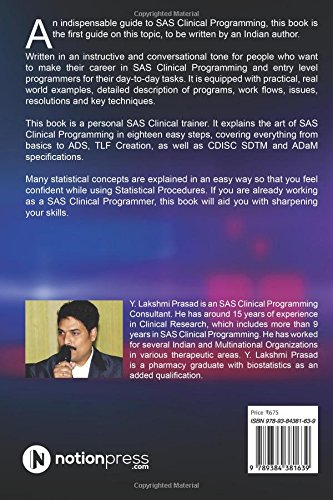 Sas Clinical Programming In 18 Easy Steps Pdf