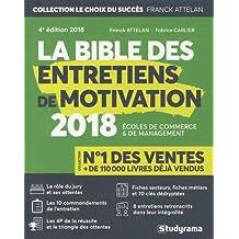 Bible des entretiens de motivation La  4e édi