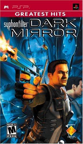 Syphon Filter: Dark Mirror – Sony PSP (Jewel case)
