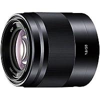 SONY E 50mm F1.8 OSS SEL50F18 -B (Black) for Sony E-mount Nex cameras - International Version (No Warranty)
