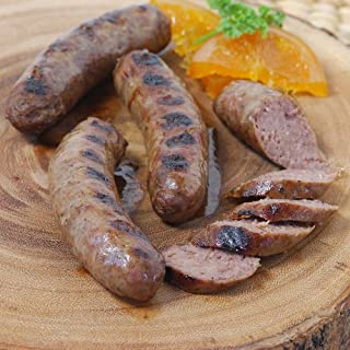 product image for Buffalo Sausage With Chipotle Chilies - 12 oz pack, 4 links