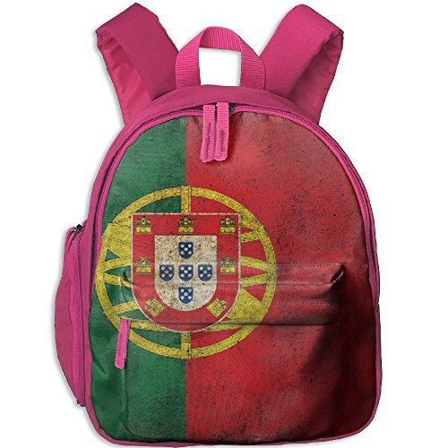 DoBag Kid's Portugal Flag Vintage School Shoulder Bag Backpack Outdoor Daypack For - Online Shopping Portugal