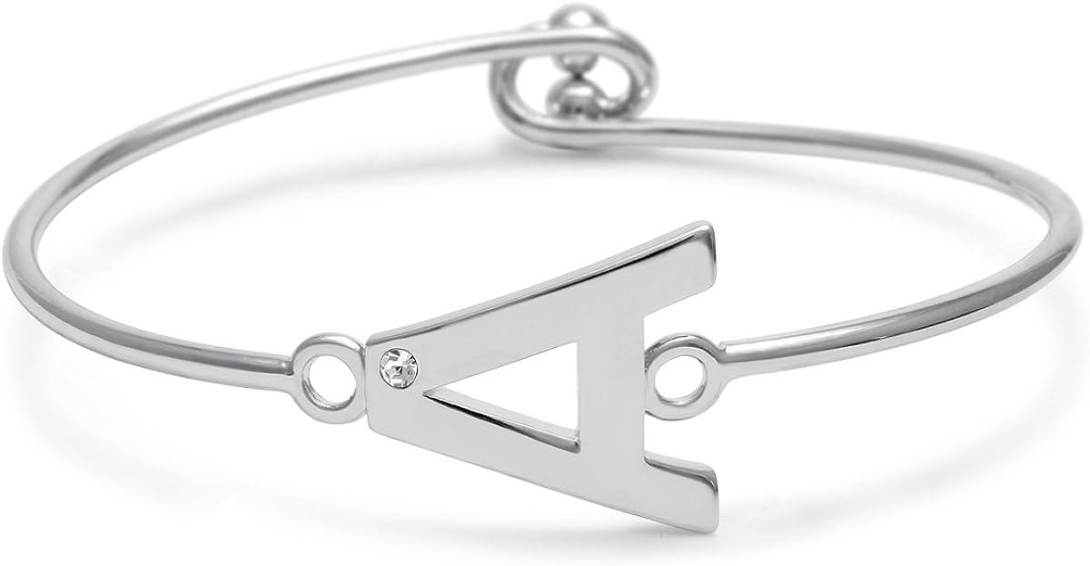 Initial Bangle Bracelet...