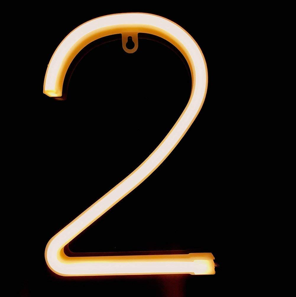 DUBENS LED Neon Nachtlicht Batterie//USB Powered f/ür Schlafzimmer Weihnachtsfeier Hochzeit Dekorationen Z 0-9 Nummer 26 Buchstabe Licht Leuchte Alphabet Beleuchtung Nachtlichter