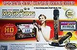 Magic Sing ET23KH 2013 Model Russia 1,500 Songs + 2,100 English Pop Songs Magicsing, magic mic magic karaoke HDMI download at youtube OK, play CDG no problem. ET23K