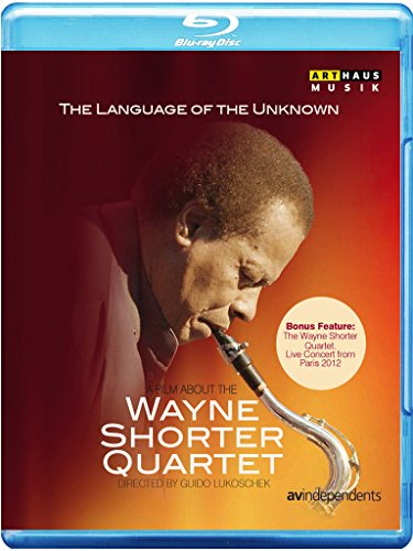 The Language of the Unknown - A Film About the Wayne Shorter Quartet [Blu-ray]