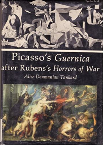 picassos guernica after rubenss horrors of war