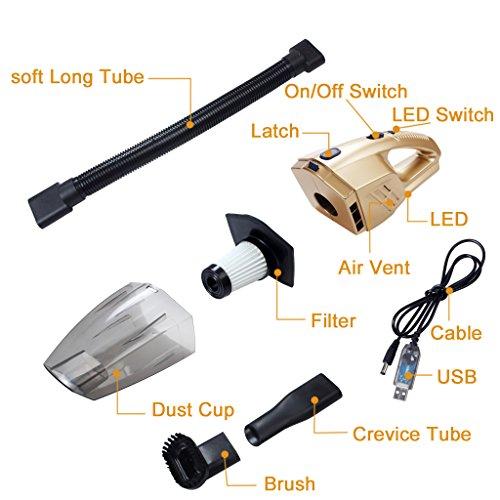 Buy rechargeable car vacuum