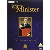 The Complete Yes Minister - Import Zone 2 UK