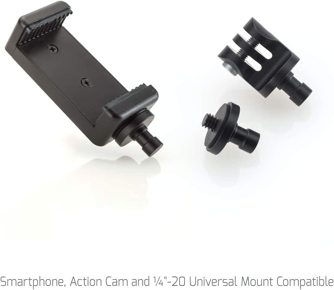 Limited Edition MT-PRO KIT 6-in-1 Mounting Kit for Action Cam Smartphone and More Camera