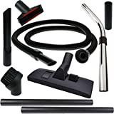 Vacspare 1.8M Hose & Full Spare Accessory Tool Kit for Numatic Henry Hetty Vacuum Cleaners