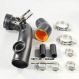 For BMW N54 E88 E90 Intake Turbo Pipe E88 E90 E92 For TiAL BOV 06-13 Turbocharge