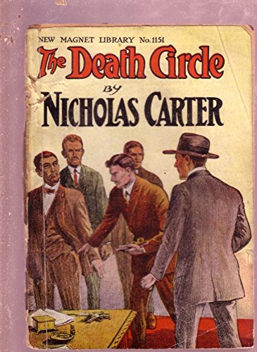 NEW-MAGNET-LIBRARY-1151-DEATH-CIRCLE-NICK-CARTER-FR
