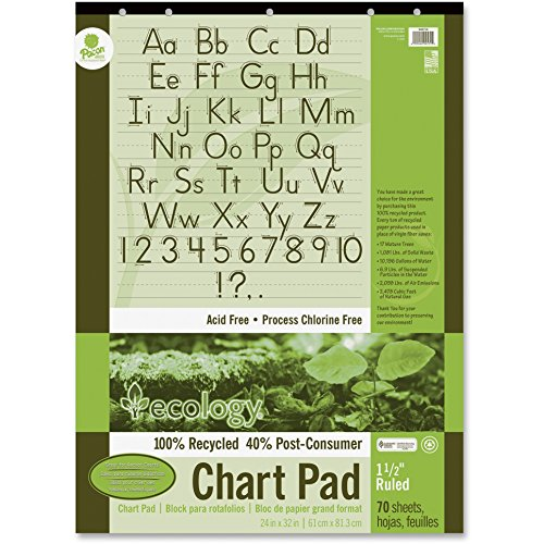 Pacon Ecology Handwriting Pad (PAC945710) by Pacon