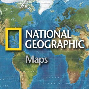 National Geographic Maps - Reference