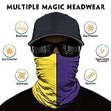 Neck Gaiter, Magic Headband Sport Headwear Elastic