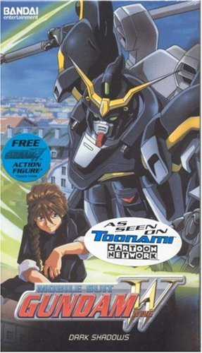 Mobile Suit Gundam Wing - Dark Shadows (Vol. 2) [VHS] (Mobile Suit G Gundam)
