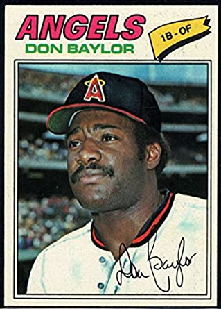 Baseball-mlb Original Don Baylor Signed Onl Baseball Angels Orioles Yankees 1979 Al Mvp