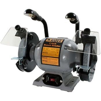 Buffalo Tools Bg8dl Bench Grinder Power Bench Grinders
