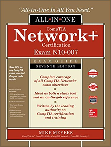 Comptia network certification all in one exam guide seventh comptia network certification all in one exam guide seventh edition exam n10 007 comptia network all in one exam guide 7th edition kindle edition fandeluxe Image collections
