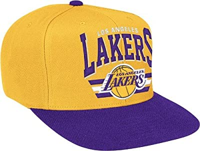 Mitchell&Ness Mens Lakers Hat