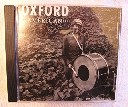 Price comparison product image The Oxford American 2003 Southern Music CD No. 6