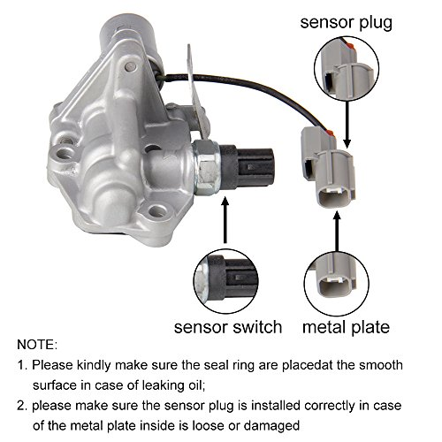 Solenoid Spool Valve For Honda Accord Odyssey Acura 4Cyl VTEC 1998-2002 917-281