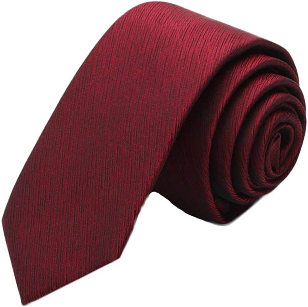 IiSionsy Classic Mens Ties,Formalwear Business Work Occupation Mens Accessories Jacquard Woven Plaid /& Stripe Neckties