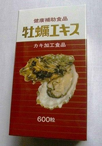 牡蠣エキス600粒入り 協和薬品 B079K3KWVJ