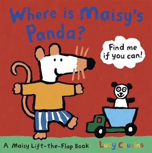 Read Online Where Is Maisy's Panda? pdf