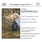 Somervell - The English Song Series vol. 2