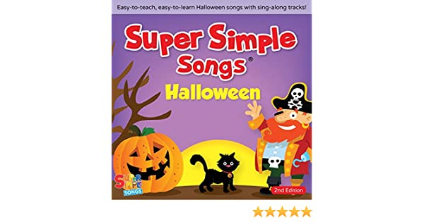 super simple songs halloween by super simple songs on amazon music amazoncom
