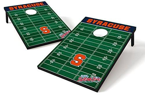 Wild Sports NCAA College Syracuse Orange Tailgate Toss Game