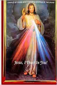 Amazon.com: Chaplet Of Divine Mercy- Novena & Stations Of