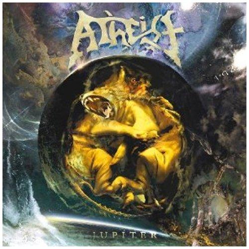 CD : Atheist - Jupiter [limited Edition] [digipak] [bonus Track] (Limited Edition, Bonus Tracks, Digipack Packaging)