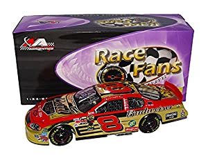 AUTOGRAPHED 2004 Dale Earnhardt Jr. #8 Budweiser DAYTONA 500 WINNER (Feb. 15th Born on Date) Race Fans Only GOLD FINISH Signed Action 1/24 NASCAR Diecast Car with COA (#4697 of only 5,004 produced!) by Trackside Autographs