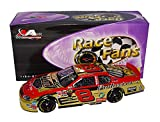 AUTOGRAPHED 2004 Dale Earnhardt Jr. #8 Budweiser DAYTONA 500 WINNER (Feb. 15th Born on Date) Race Fans Only GOLD FINISH Signed Action 1/24 NASCAR Diecast Car with COA (#4696 of only 5,004 produced!)