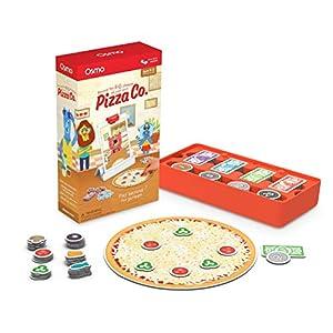 Glooke Selected OSMO Pizza Co. con tabellone, ingredienti, banconote, monete Giochi Interattivi Educativi 5 spesavip