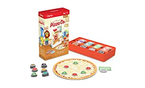 Osmo - Pizza Co. Game - Ages 5-12 - Communication Skills & Business Math - For iPad or Fire Tablet (Osmo Base Required)