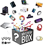 Mystery Box, Lucky Mysteries Box (Random Product) Makes A Nice Gifts! Anything Possible! Luxurious, Ordinary,