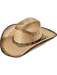 Jason Aldean Boys' Resistol Amarillo Sky Jr. Straw Cowboy Hat Tan One Size