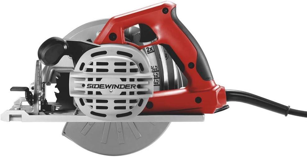 SKILSAW SPT67WL-RT SKILSAW 15 Amp 7-1 4 in. Sidewinder Circular Saw Renewed