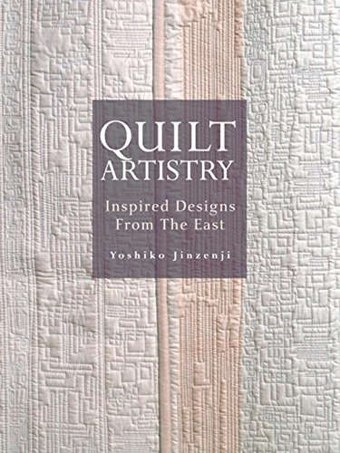 Quilt Artistry: Inspired Designs from the East by Brand: Kodansha USA