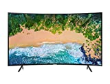 "Samsung Home Entertainment UN65NU7300FXZC Curved 64.5"" 4K Ultra HD Smart LED Television (2018)"