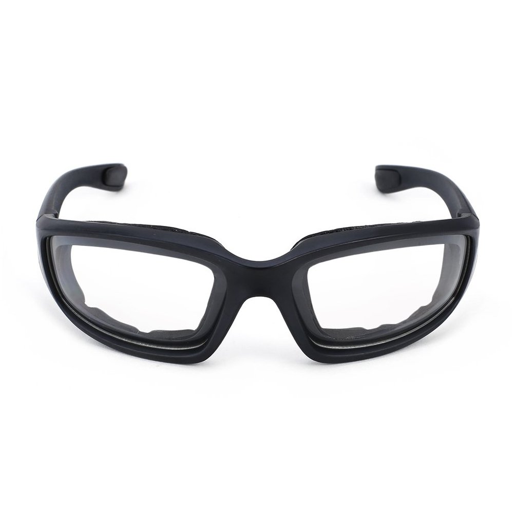 Mens Outdoor Anti-UV Motorcycle Cycling Glasses Windproof Dustproof Sports Goggles