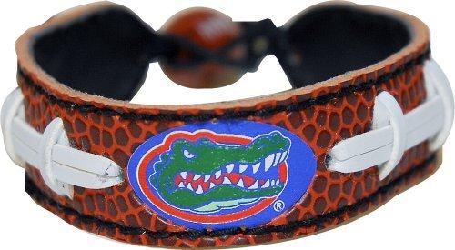 GameWear 4421402463 Florida Gators Classic Football Bracelet