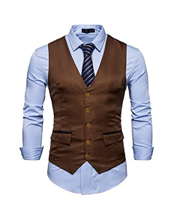 on sale 7c972 333be Herren Weste Anzug + Smoking Anzugweste Fliege Sakko ...