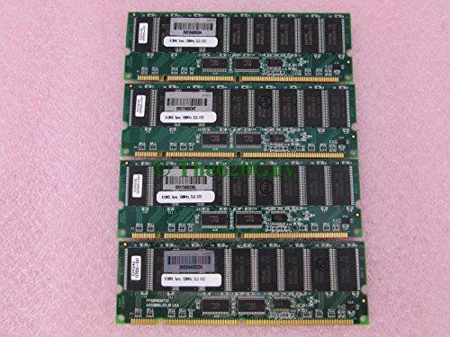 - HP Compaq 2GB 4 x 512MB PC133 CL3 ECC Registered Server Memory Kit 127006-041